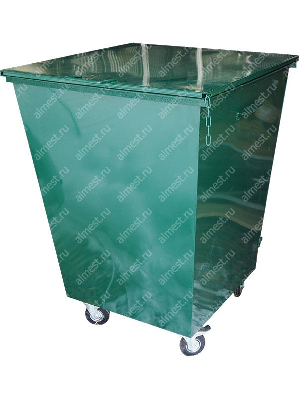 Бак мусорный AB-4003