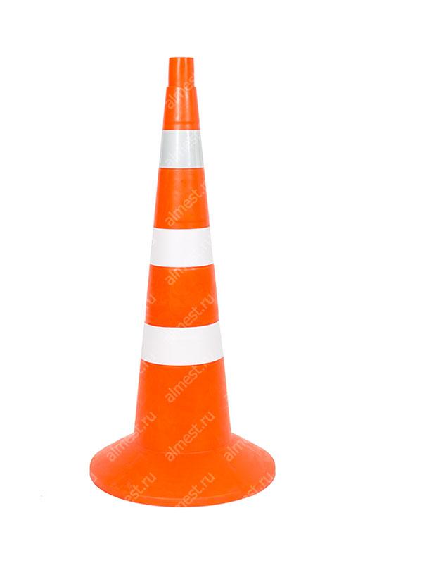 Конус дорожный сигнальный КС-3.6