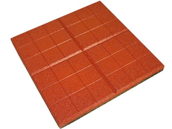 Плитка резиновая Сетка 350*350*20 цв
