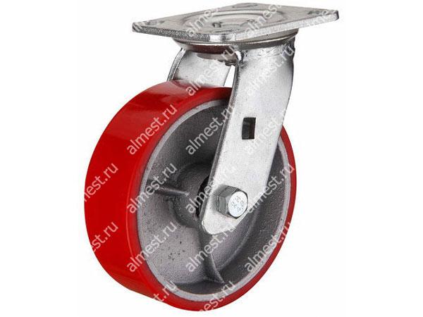 Колесо большегрузное поворотное SCP42