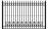 Секция забора кованая ННЗ-013 1,2м