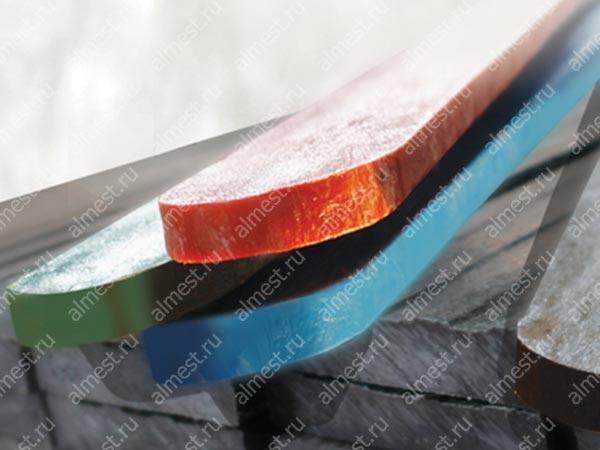 Штакетник пластиковый 20*110*1500 цветной