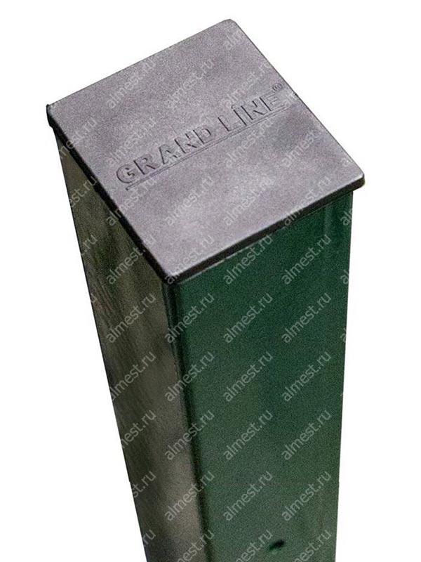 Столб 62*55*3000 цинк