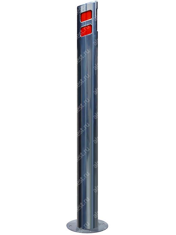 Столбик парковочный анкерный Хай-тек скошенный