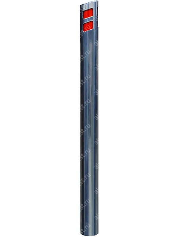 Столбик парковочный бетонируемый Хай-тек скошенный
