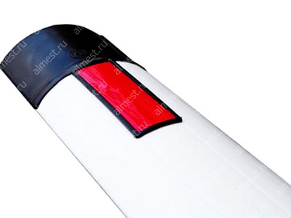 Столбик сигнальный дорожный С3