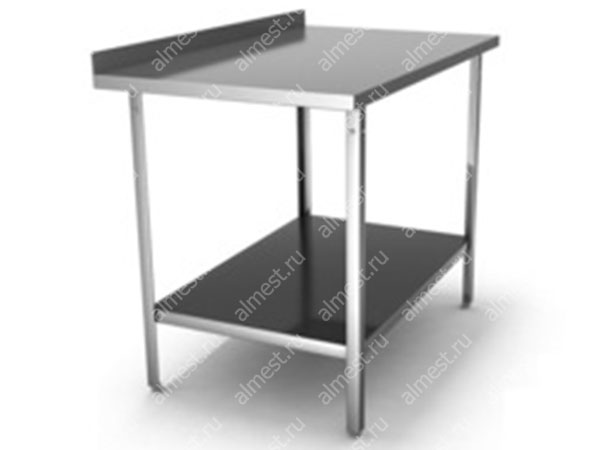 Стол производственный пристенный СП 9/7 оц