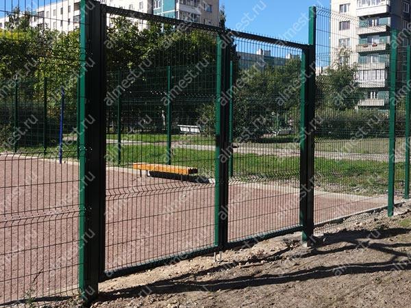 Ворота 3D Medium 2.03*3.5