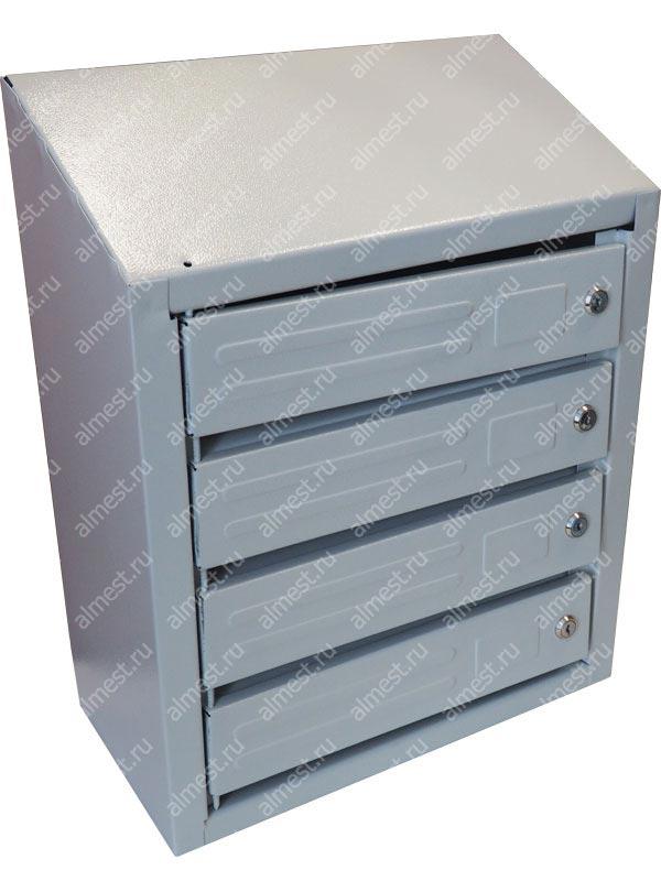 Ящик почтовый ЯПВ-5Б