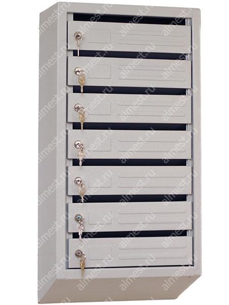 Ящик почтовый ЯПВ-7