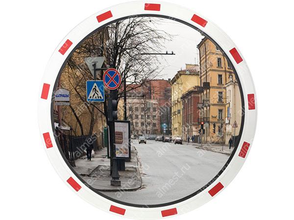 Зеркало сферическое дорожное ЗСД-800