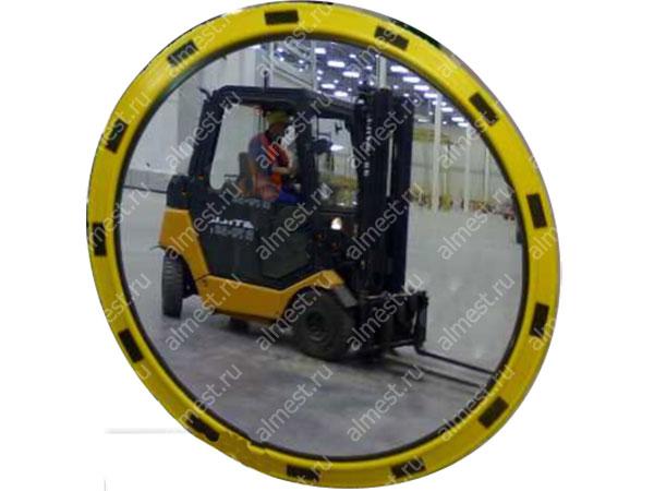 Зеркало сферическое индустриальное ЗСИ-800